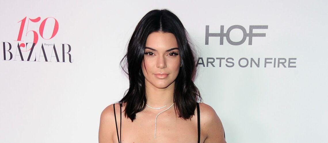 Kendall Jenner: découvrez son étonnante astuce minceur à base de peinture