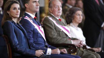 Noir début d'année pour la monarchie espagnole