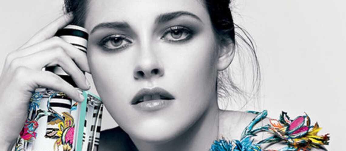 Kristen Stewart remet ça avec Balenciaga