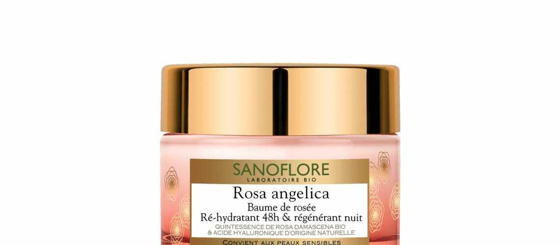 Wanted – Le baume de rosée Rosa Angelica de Sanoflore