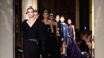 Haute couture – Rétrospective fifties pour Atelier Versace