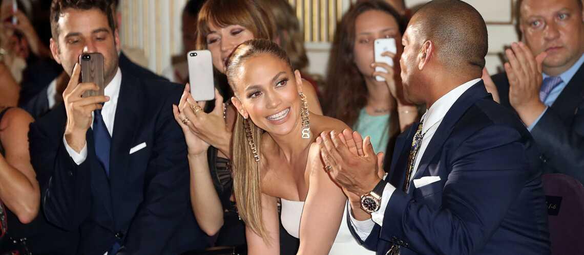 Jennifer Lopez, une invitée haute couture