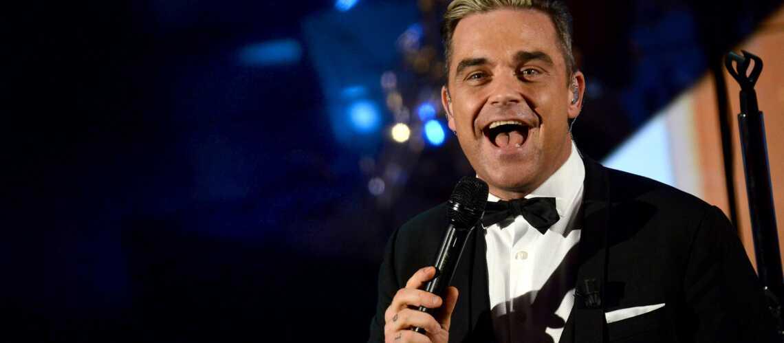Robbie Williams envoie une fan à l'hôpital