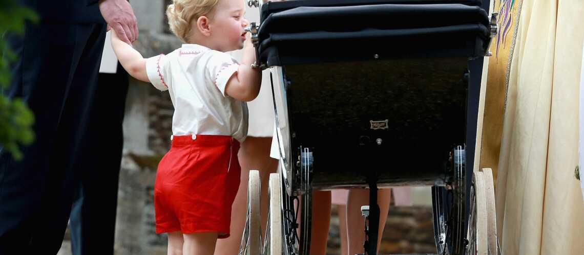 La tenue du prince George déjà en rupture de stock