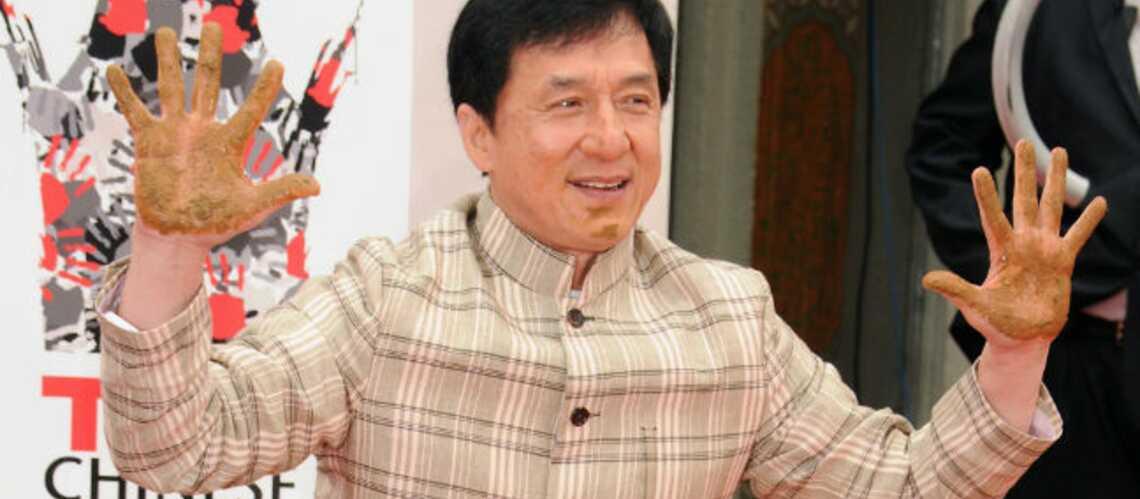 Jackie Chan dépose enfin ses empreintes à Hollywood