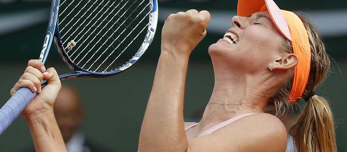 Maria Sharapova, nouvelle reine de Roland Garros