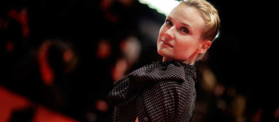 Diane Kruger la fashionista avertie