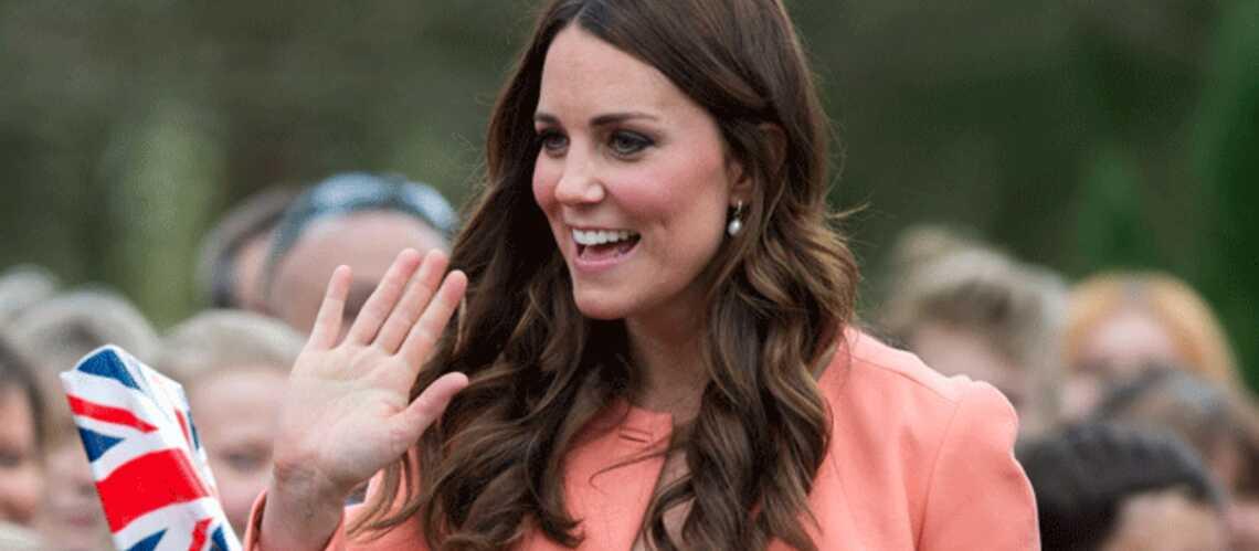 Kate Middleton crée le boom mode des clutch