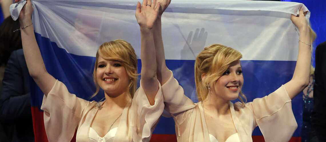 Le conflit ukrainien s'invite à l'Eurovision