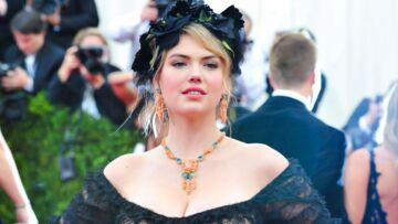 Coiffure de star: Kate Upton, divine madone