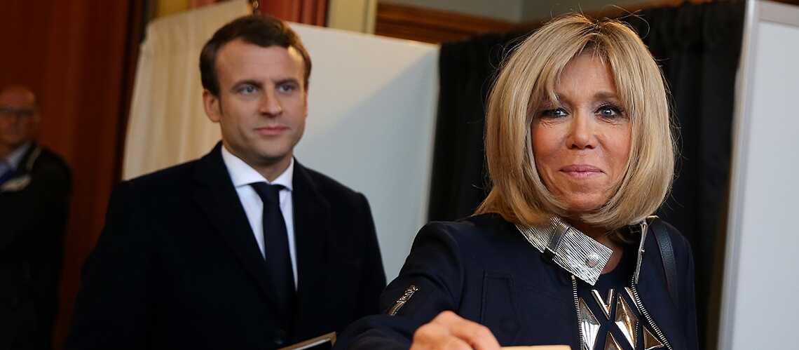 Emmanuel Macron au Louvre, sa femme Brigitte ne montera pas sur scène