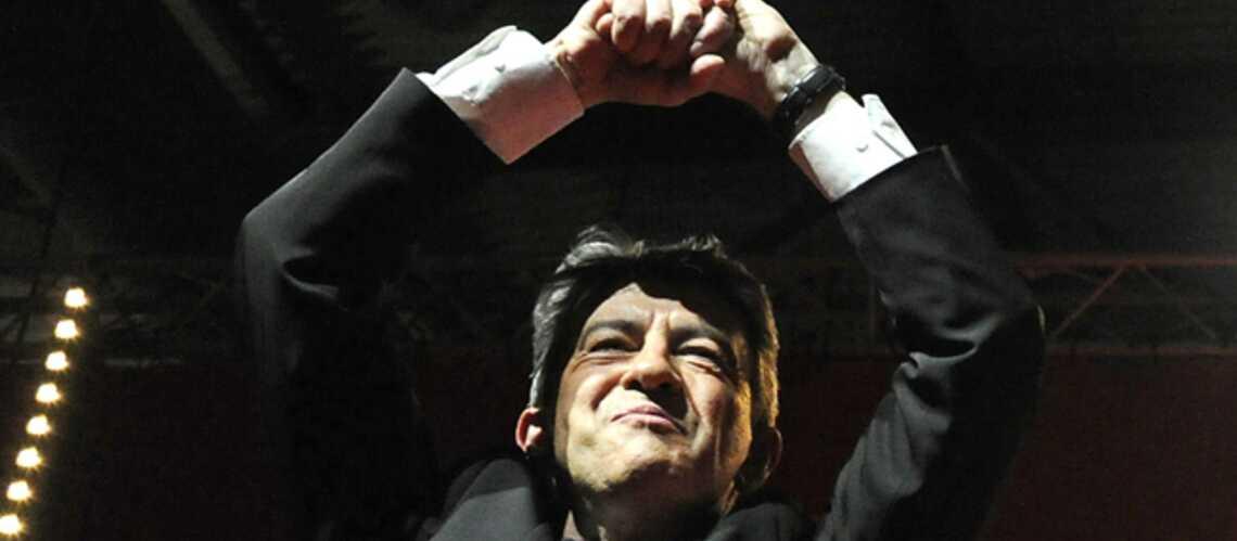 Jean-Luc Mélenchon conquiert le Robert 2013