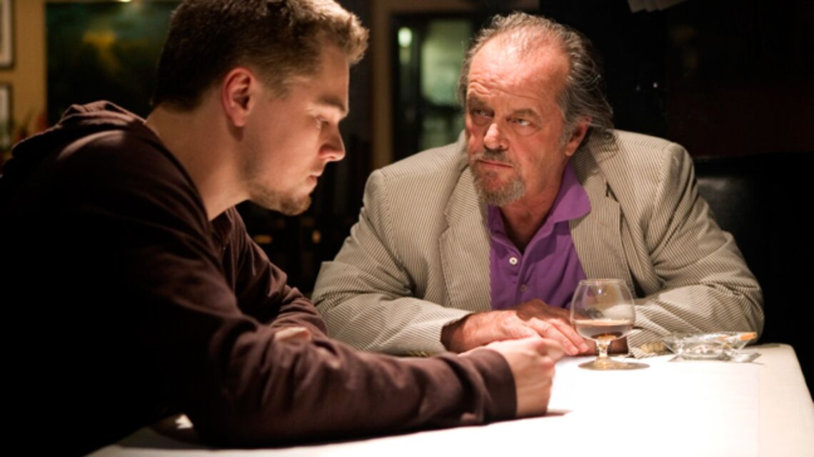 Vidéo- Leonardo DiCaprio, fils caché de Jack Nicholson