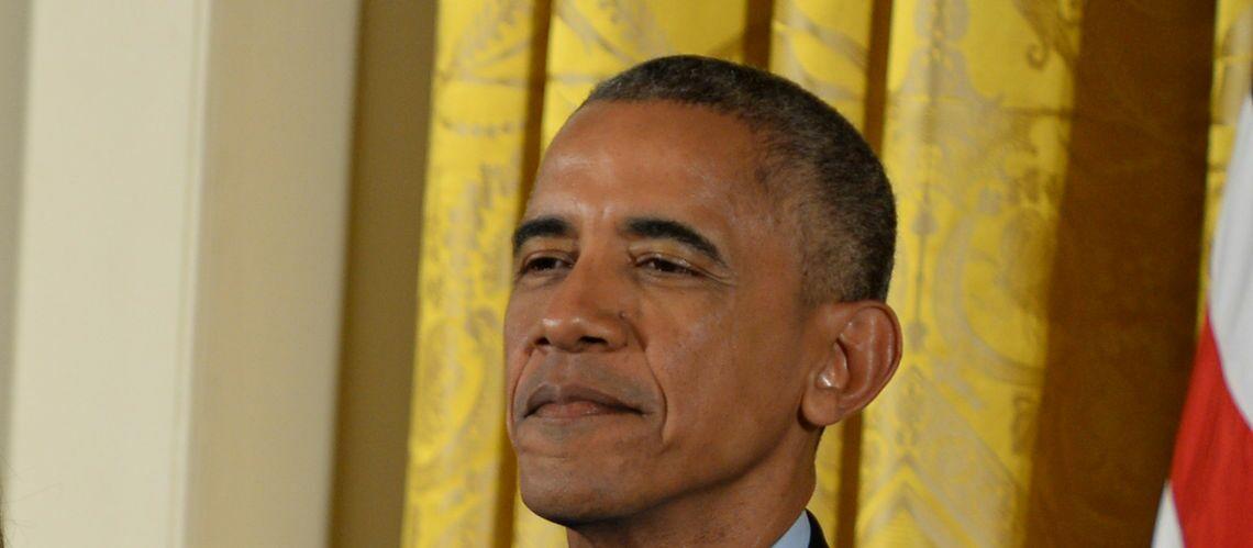 PHOTOS – Barack Obama: pour son retour à Washington, il affiche le look de ses jeunes années