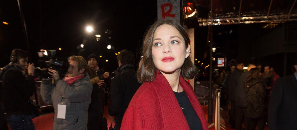 PHOTOS – Marion Cotillard, lèvres très gonflées: elle est méconnaissable