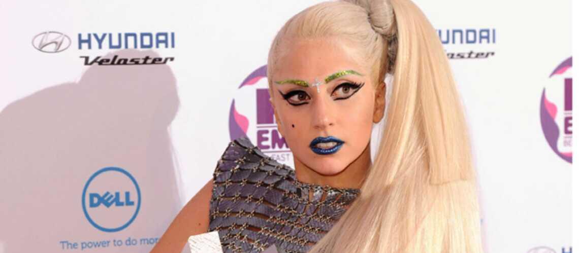 Lady Gaga reine des MTV Music Awards