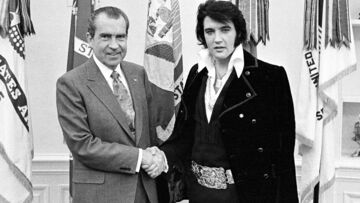 Nixon et Elvis, la rencontre inat­ten­due