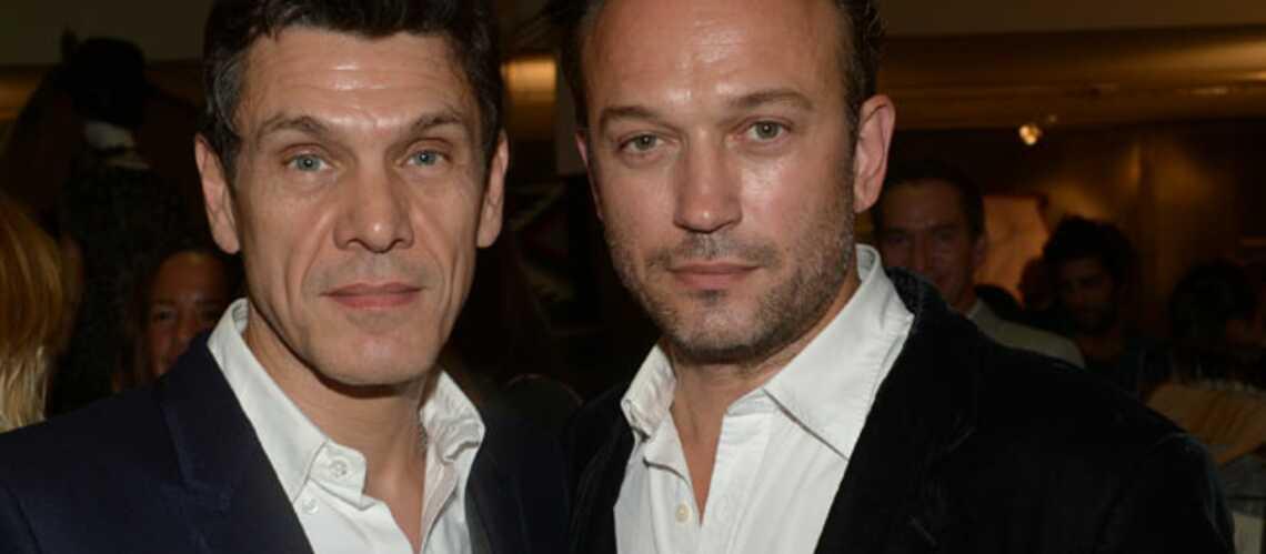 Gala By Night: Soirée entre potes pour Marc Lavoine et Vincent Perez
