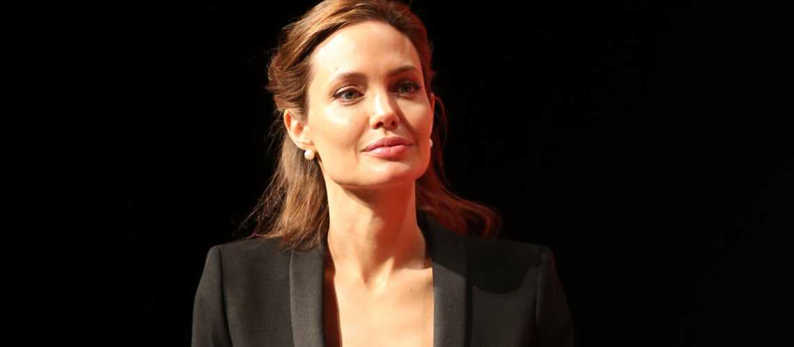 Angelina Jolie, une femme sous influence