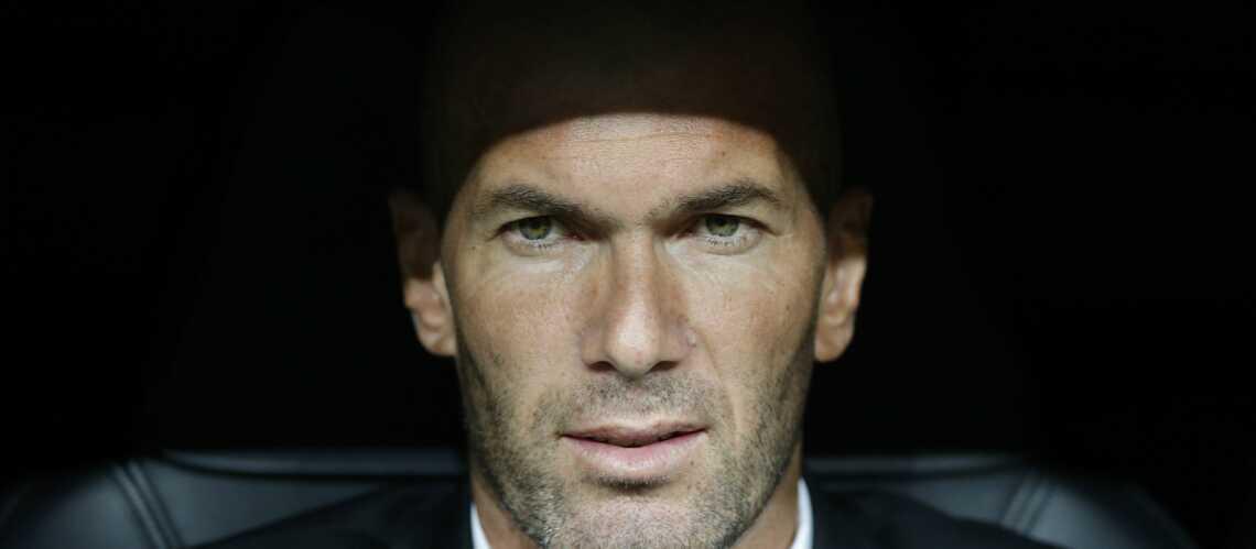 Zinédine Zidane suspendu trois mois