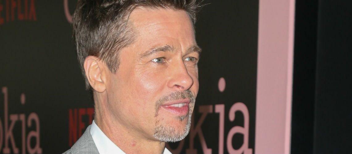 PHOTOS – Brad Pitt retourne chez Angelina Jolie: les clichés qui prouvent qu'il était chez elle