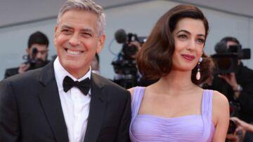 """Comment Amal Alamuddin a séduit George Clooney après leur rencontre: """"Elle m'a envoyé des photos…"""""""