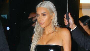 PHOTOS – Kim Kardashian, Sophie Fontanel, la revanche des stars aux aux cheveux blancs