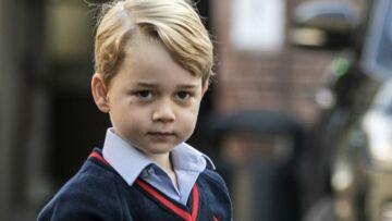 Comment le prince George a-t-il vécu sa rentrée sans sa maman?
