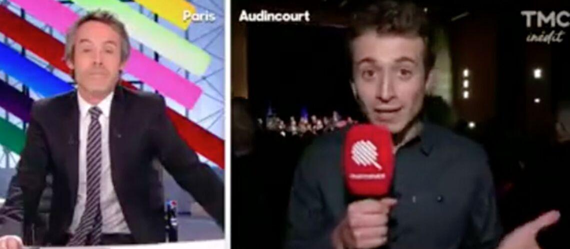 La réaction d'Hugo Clément, journaliste de Quotidien, suite à son agression