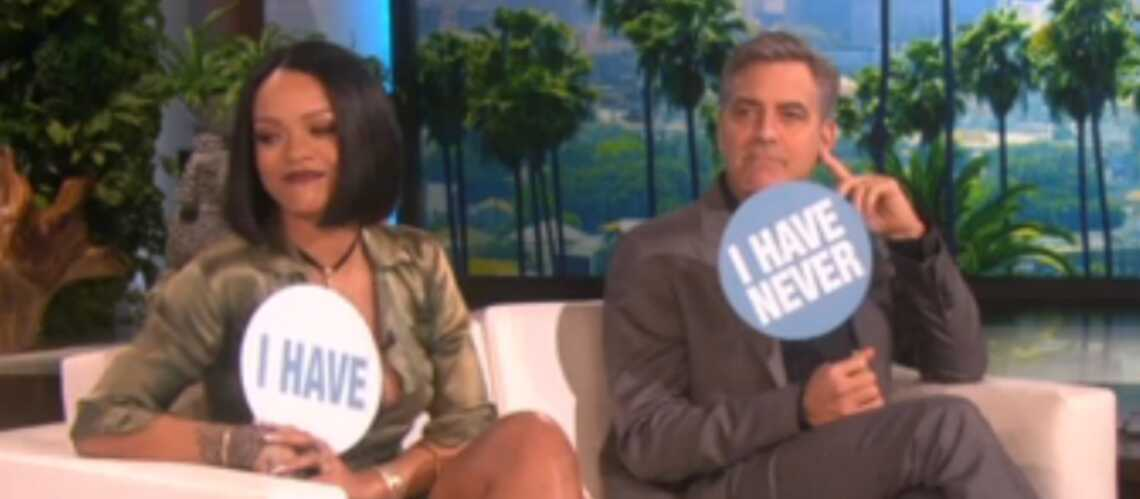 Rihanna et George Clooney n'ont jamais…