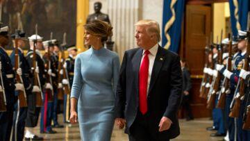 Melania Trump dur dur d'être First Lady: l'épouse de Donald Trump a bien du mal à s'imposer