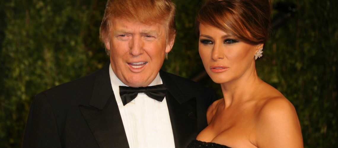 Accusée d'être une escort-girl, Melania Trump réclame 150 millions de dollars