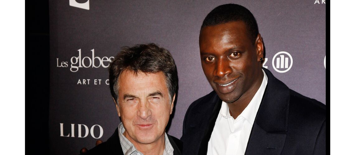 PHOTO – Première image du remake US d'Intouchables: découvrez qui remplace Omar Sy et François Cluzet