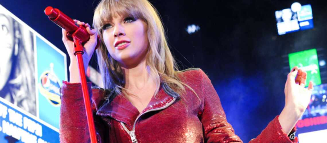Taylor Swift n'a plus le Styles