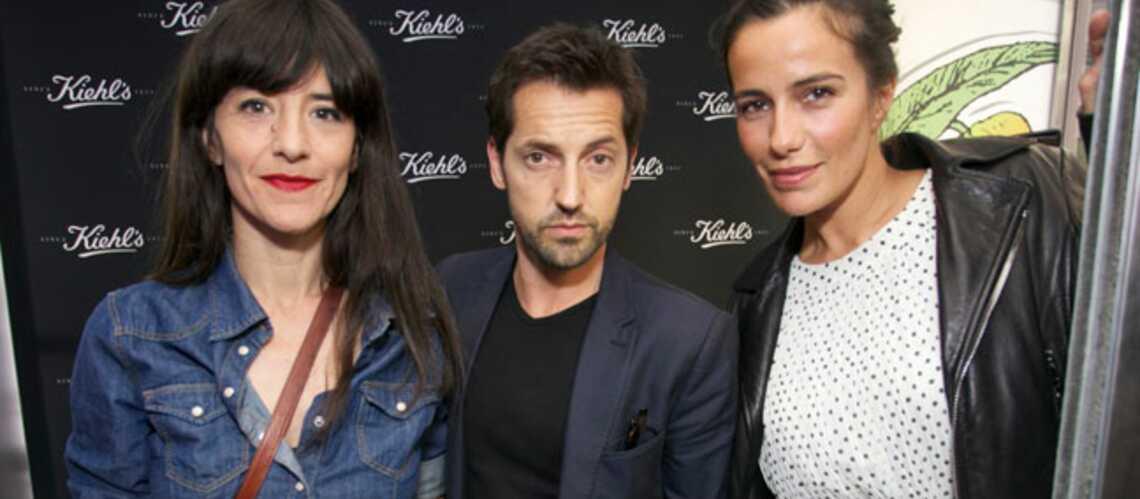 Gala By Night: Romane Bohringer toute en beauté pour Kiehl's