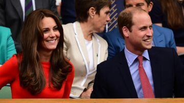 Kate et William: après-midi tennis en amoureux