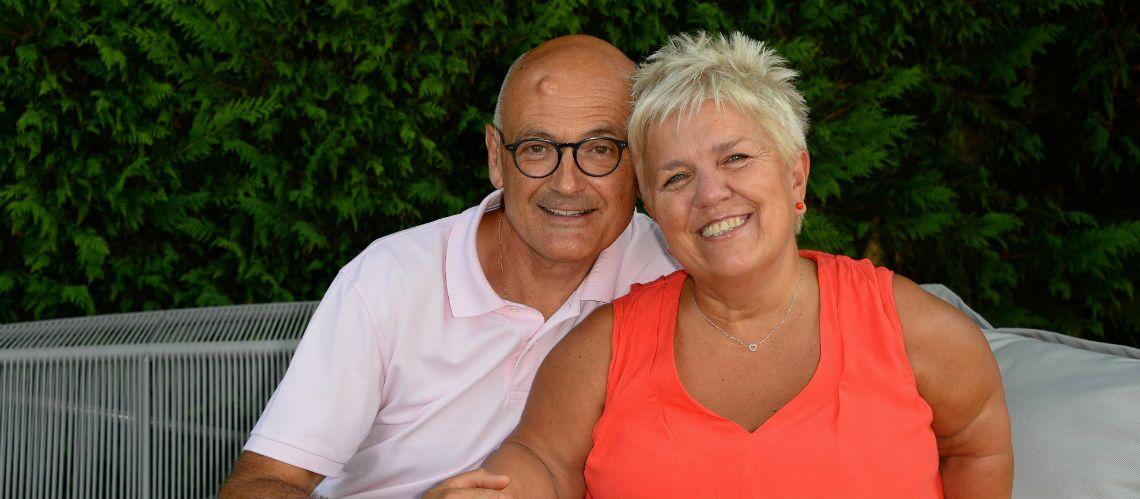 Mimie Mathy a 60 ans: retour sur les photos de son mariage avec Benoist Gérard