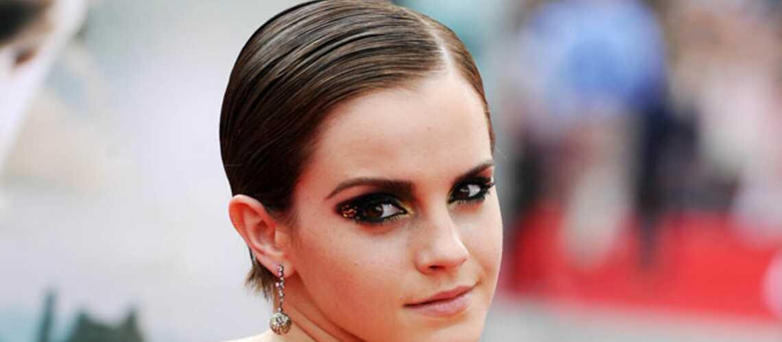 Emma Watson dans les petits papiers d'Aronofksy