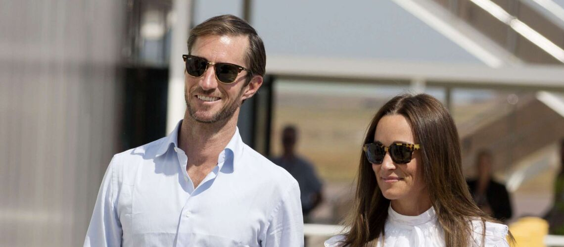 PHOTOS – Pippa Middleton et James Matthews: avec leurs looks assortis, pourquoi ils sont le couple le plus stylé du moment