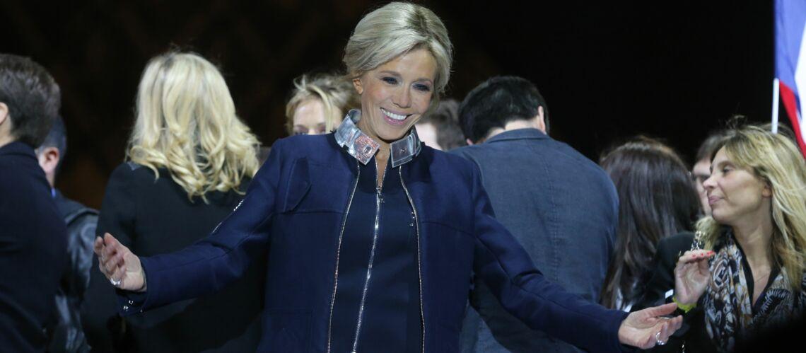Comment Brigitte Macron fait entrer la mode à l'Élysée