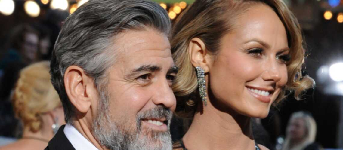 George Clooney à nouveau célibataire?