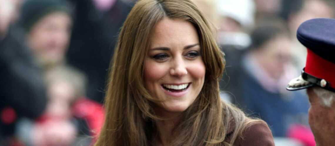 Les tenues de grossesse de Kate Middleton