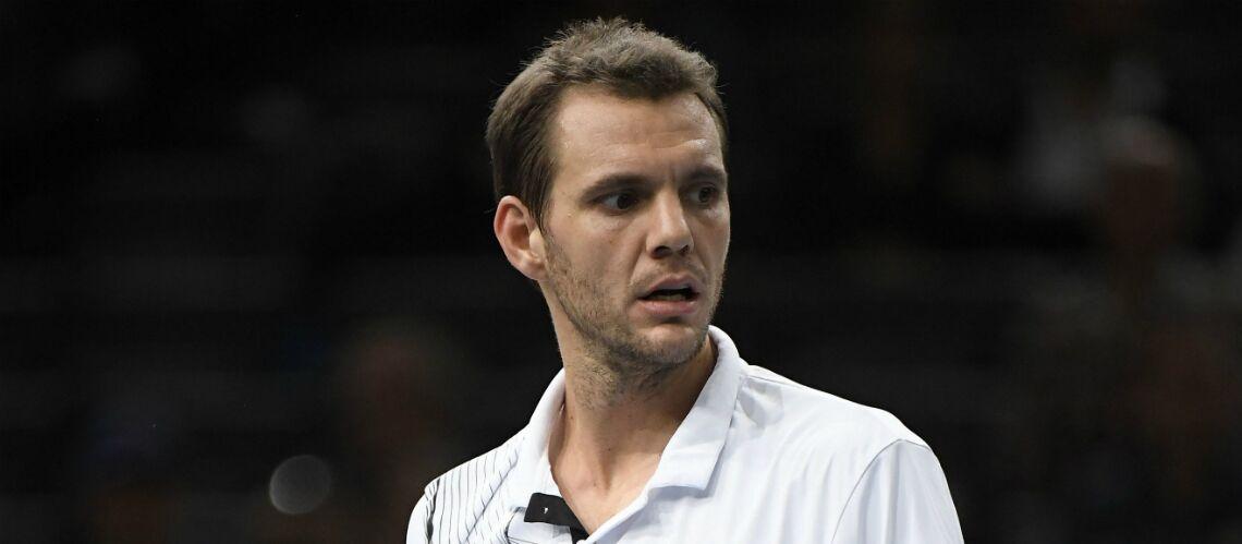 Le tennisman français Paul-Henri Mathieu est papa pour la deuxième fois