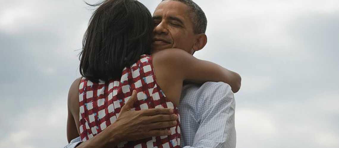 Michelle Obama: sa robe à tout prix