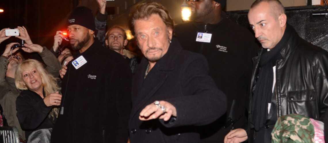 Johnny Hallyday, «l'Elvis français», a conquis New York