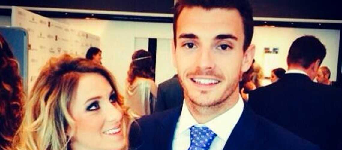 Jules Bianchi: sa compagne Camille Marchetti est là pour le soutenir