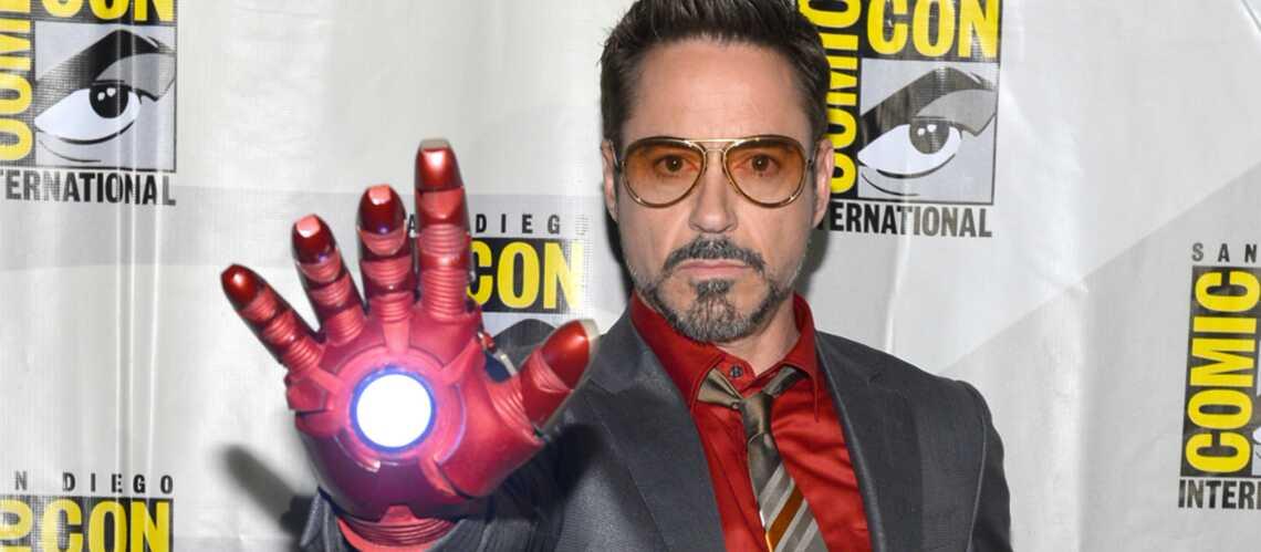 Robert Downey Jr. met un coup de frein à Iron Man 4