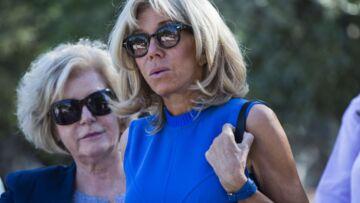 """Brigitte Macron aux côtés de """"Jupiter"""" en Grèce: la Première dame sous l'oeil des médias"""