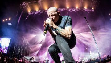 PHOTO – La veille de son suicide, Chester Bennington de Linkin Park, tout sourire avec ses enfants