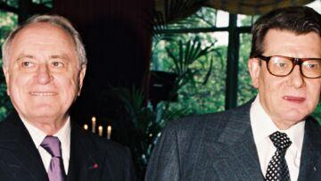 Décès de Pierre Bergé: l'éternel amour avec Yves-Saint-Laurent